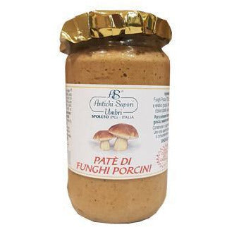 Antichi Sapori Umbri Veggies Mushrooms Pate Cream by Antichi Sapori Umbri - 6.34 oz
