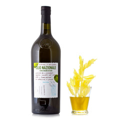 Carapelli Olive Oil Extra Virgin Olive Oil Nazionale from Italy by Niasca Portofino - 16.9 fl. oz.