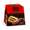 Panettone Italian Oven Baked Cake with Chocolate Cream by Il Vecchio Forno - 26.4 oz