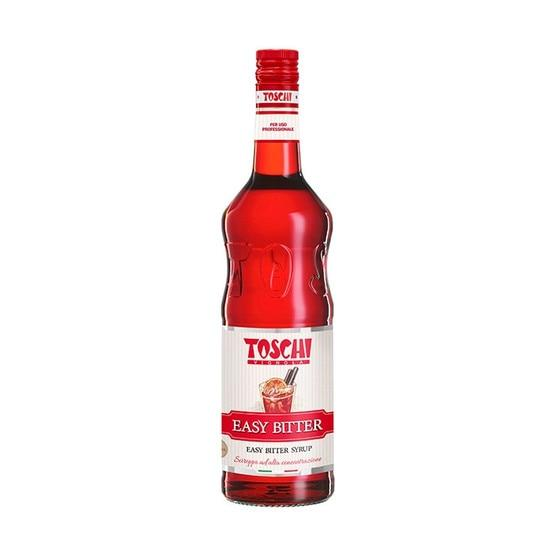 Easy Bitter Syrup by Toschi (1 Liter) - 33.8 fl oz