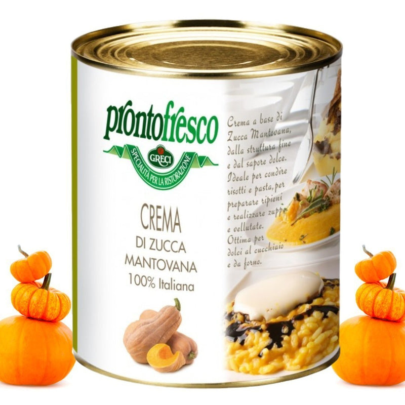 Greci Veggies Pumpkin Cream Pronto Fresco - 28.22 oz