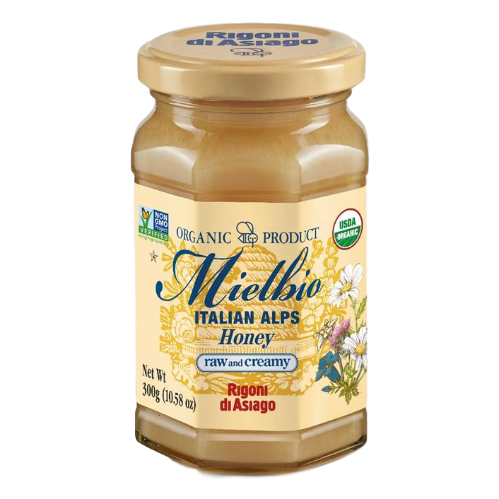 Italian Acacia Honey by Brezzo - 8.81 oz