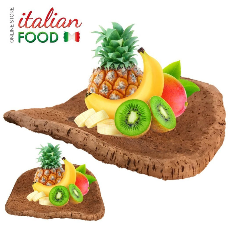 Italian Food Online Store Kitchen Tools Handmade Natural Sardinian Cork Tray