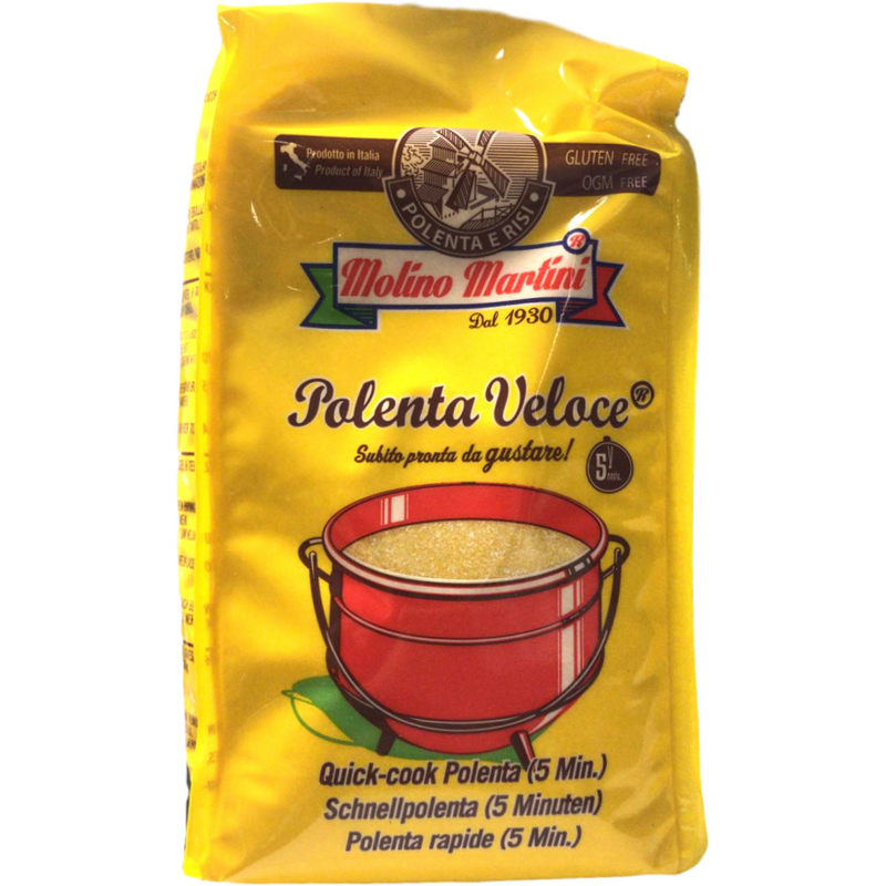La Veronese Polenta Quick-cook Yellow Maize Polenta Veloce® by La Veronese (Molino Martini) - 17.6 oz.