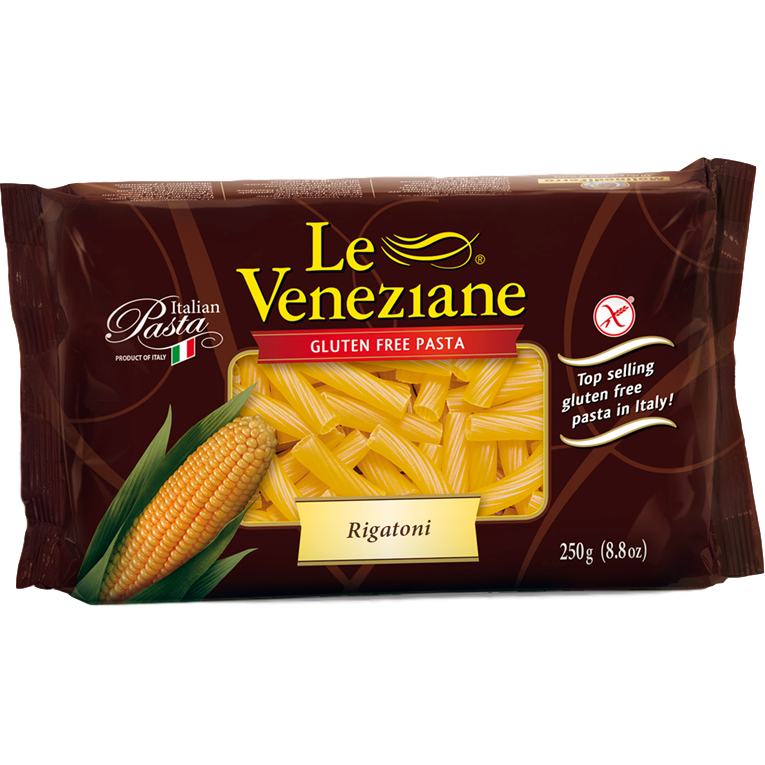 Italian Gluten Free Lasagna with Corn & Rice Flour by Le Veneziane - 8.8 oz
