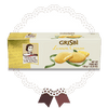 Grisbì Lemon Cream filled Cookies by Vicenzi - 5.29 oz. - Italian Food Online Store