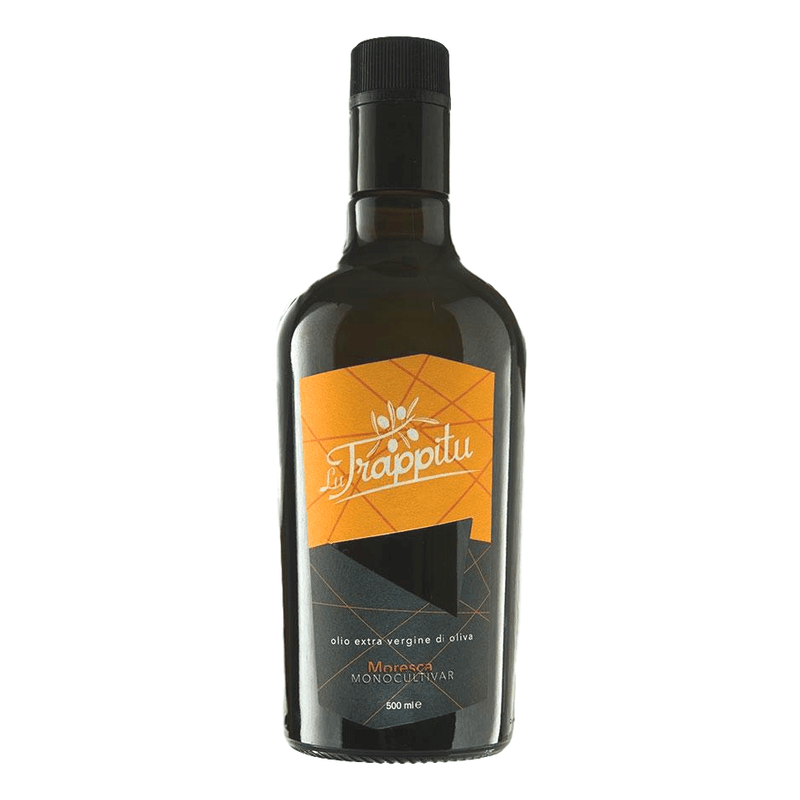 "Spicy Extra Virgin Olive Oil ""Olio Santissimo"" by Barbera - 16.9 fl oz"