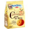 Cuor di Mela Apple Cookies by Mulino Bianco - 8.8 oz. - Italian Food Online Store