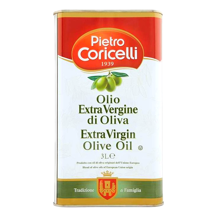 Extra Virgin Olive Oil Traditional Unfiltered (1 lt) by Pietro Coricelli - 33.8 fl oz