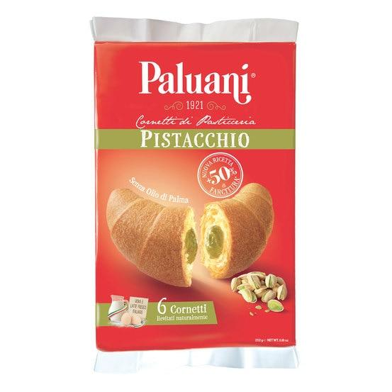 Branch Soft Cake with Chocolate Cream by Paluani - 14.11 oz