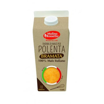 Maize Flour for Yellow Polenta by Molino Rossetto - 1.65 lb