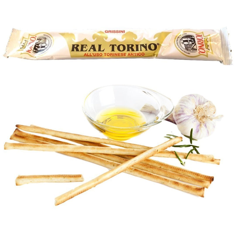 Grissini by Real Torino - 1 pack x 4.4 oz. - Italian Food Online Store