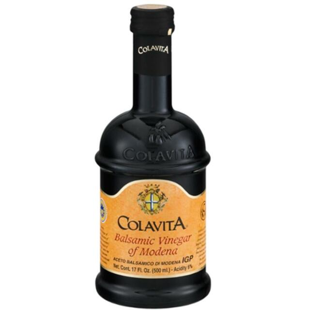 Balsamic Vinegar of Modena (500 ml) by Colavita - 17 fl oz