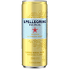 San Pellegrino Beverage Sanpellegrino Essenza Flavored Sparkling Water Lemon & Lemon Zest Can - 11.15 fl. oz.