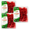 Bresaola Dry-Cured Beef by Citterio - 3 pieces x 4 oz each