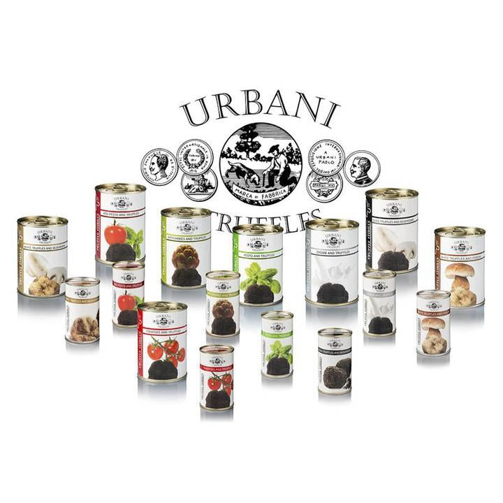 Cream and Truffles Sauce (180 grams) by Urbani - 6.40 oz