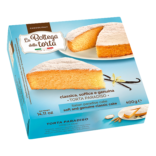 Lemon and Ginger Cake by La Bottega della Torta - 14.11 oz