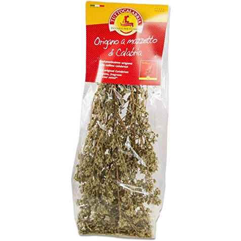 Calabrian Dried Oregano by Tutto Calabria - 1.41 oz. - Italian Food Online Store