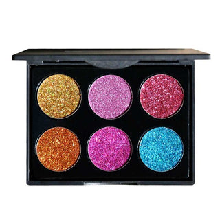 Pigmented Glitter Eye Shadow Palette – $9.97