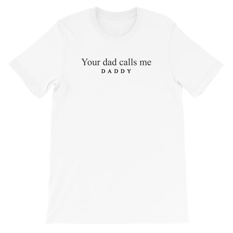 Short-Sleeve Unisex T-Shirt - Daddy Couture