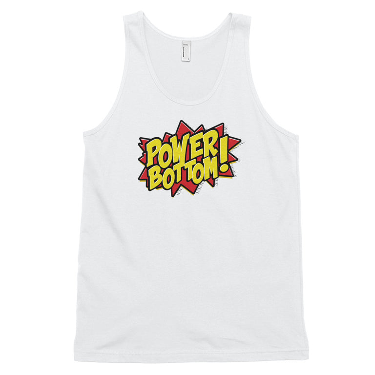 POWER BOTTOM - Daddy Couture