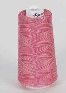 Signature Quilting Thread Variegated Pinky Pinks