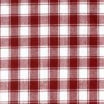 Tea Towe Red and White Large Check