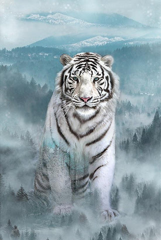 White Tiger Call of the Wild