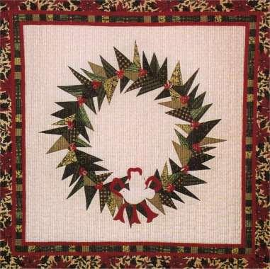 Sage Country Peace Dove Wreath