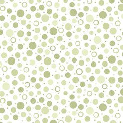 Dots Sorbet Lt Fern Green