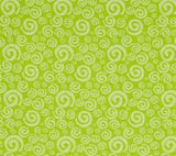 Dream a Little Dream Swirl Lime