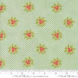 Fig tree Ella Ollie floral green backgroun