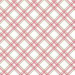 Kimberbell Basic Plaid green/pink