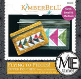 Kimberbell Flying to Pieces! Zipper Pouches
