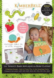 Kimberbell Lil' Sprout: Baby Appliques & Burp Clothes!