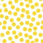 Modern Mixers Dots Yellow