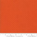 Play Alll Day Orange with Tiny White Dots 21098-136