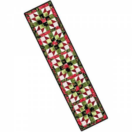 Sister's Choice Table Runner Christmas