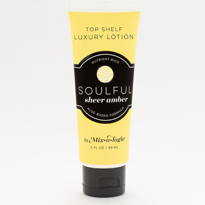 Soulful (Sheer Amber) Mixologie Handcream 3oz