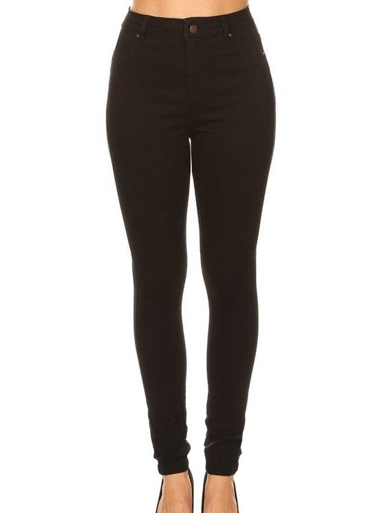 Skinny Leg black jegging