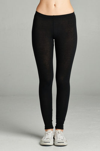 Black Legging Curvy