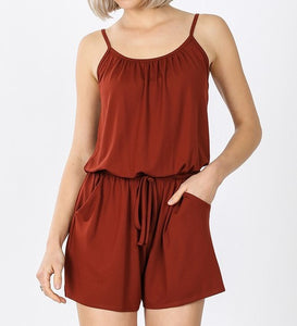 Summer Days Romper