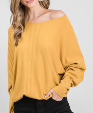 Dolman Sleeve sweater