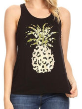 Leopard Pineapple Tank