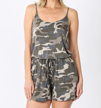 Z Camo Summer Days Romper