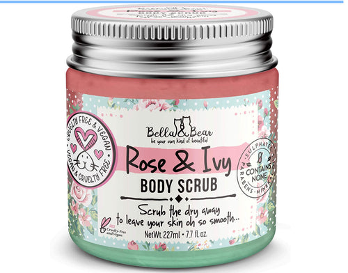 Rose & Ivy Body Scrub