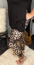Leopard or Camo Print Leggings