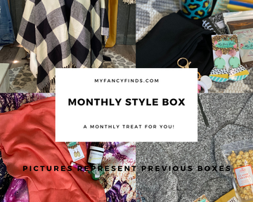 SINGLE Month Exclusive MFF Style Box