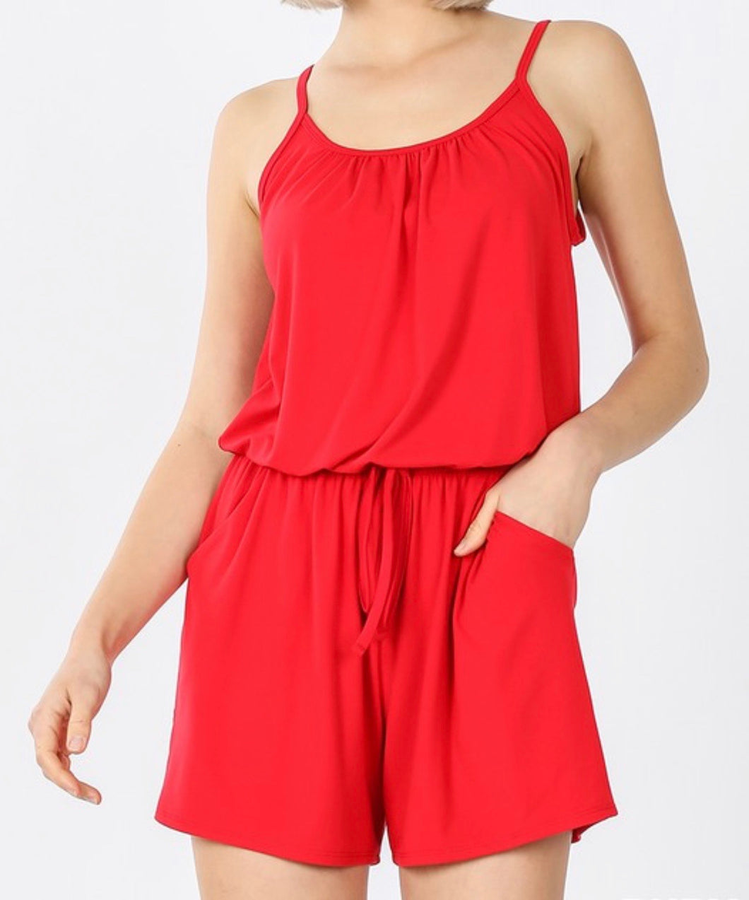Bright Summer Days Romper