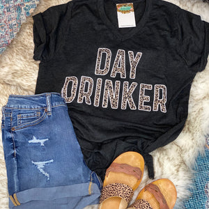 Day Drinker Graphic Tee
